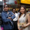 Deepshikha and Mithun Chakraborty at Music launch of movie 'Yeh Dooriyan' at Inorbit Mall