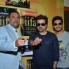 Boman Irani, Anil Kapoor and Ritesh Deshmukh at IIFA voting at Marriott today morning. .
