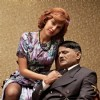 Raghuvir Yadav and Neha Dhupia in the movie Dear Friend Hitler
