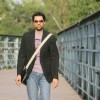 Abhay Deol walking alone