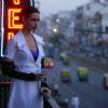 Kalki Koechlin standing alone in Dev D | Dev D Photo Gallery