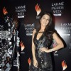 Jacqueline burn on day 1 Lakme Fashion Week . .