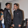Akshay Kumar and Sunil Shetty at Promotional event of film 'Thank You' at Madh Island
