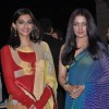 Sonam Kapoor and Celina Jaitley Promotional event of film 'Thank You' at Madh Island