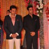Akshay Kumar and Bobby Deol at Promotional event of film 'Thank You' at Madh Island