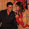 Akshay Kumar and Sonam Kapoor at Promotional event of film 'Thank You' at Madh Island