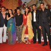 Akshay, Sonam, Celina, Bobby and Sunil at Promotional event of film 'Thank You' at Madh Island