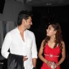 Sara Khan with Niraj Malviya at 100 Episode Success Party of Ram Milaayi Jodi