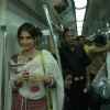 Sonam Kapoor listening the music | Delhi-6 Photo Gallery