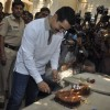 Aamir Khan birthday celebrations. .