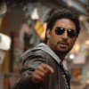 Hot Abhishek in black gogges