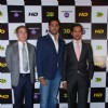 Abhishek Bachchan at 3-d HD launch for Videocon D2H at Novotel