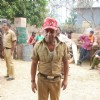 "Rajpal Yadav on location of film ""Bin Bulaye Baarati"""