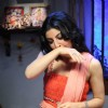 Soha Ali Khan making chappatis