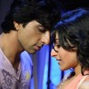 Romantic scene of Sonu and Soha Ali