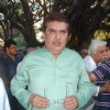 Raza Murad at Navin Nischol funeral at Santacruz. .
