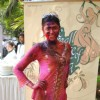 Kavita Kaushik at Ekta, Sanjay and Kiran Bawa's Holi Party at Versova
