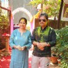 Rekha & Vishal Bharadwaj at Ekta, Sanjay and Kiran Bawa's Holi Party at Versova