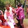Ekta Kapoor and Sanjay Gupta Holi Party at Versova