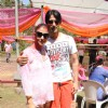 Apoorva and Shilpa Agnihotri at Ekta, Sanjay Gupta and Kiran Bawa's Holi Party at Versova