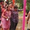 Ekta Kapoor and Kiran Bawa's Holi Party at Versova