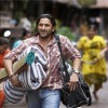 Arshad Warsi going with his luggage