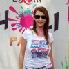 Claudia Ciesla at Zoom Holi Party in Tulip star