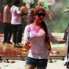 Celebs at Zoom Holi Party in Tulip star