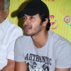 Shreyas Talpade at Radio Mirchi premiere the music of movie 'Teen Thay Bhai'