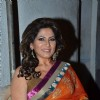 Archana Puran Singh on the set of Comedy Circus. .