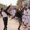 Tusshar Kapoor and Shreyas Talpade are dancing | Golmaal Returns Photo Gallery