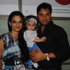 Rajeshwari and Varun Badola at Premiere of movie Monica