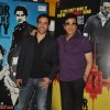 Jeetendra and Tusshar Kapoor at Upcoming film 'Shor In The City' First look and Poster released