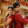 Viren and Nivi in Chand Chupa Badal Mein