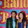 Ranveer and Anushka Sharma at Sony Tv Shoot promo of Band Baaja Baraat