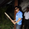 Shahrukh Khan's cricket screening at Mannat