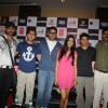Cast and Crew at Zapak.com Game film event at Novotel