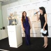 Rani Mukherjee at unveling YIn Yang world largest identival Diamond pair by Forevermark in Mumbai