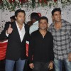 Akshay and Bobby at Premiere of Thank you at Chandan, Juhu, Mumbai. .