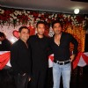 Sunil Shetty and Irrfan Khan at Premiere of Thank you at Chandan, Juhu, Mumbai