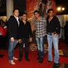 Akshay, Bobby and Sunil Shetty at Premiere of Thank you at Chandan, Juhu, Mumbai