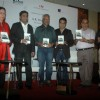 Mani Ratnam unveils AR Rahman's The Spirit of Music at Novotel, Juhu, Mumbai. .