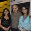 Anupam Kher, Mahie & Avika unveil Broken Melodies Book at Landmark in Mumbai on Friday Night. .