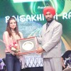 Kulraj Randhawa at Baisakhi Di Raat celebration by Punjab cultural and Heritage Board