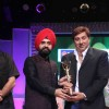 Charan Singh Sapra and Sunny Deol at Baisakhi Di Raat celebration by Punjab cultural