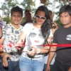 Sonakshi Sinha launches the new store of Provogue at A S Rao Nagar,Hyderabad