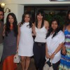 Shraddha Nigam and Mayank Anand at Mal store launch at Juhu