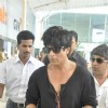 Shahrukh Khan arrive from Kolkata after KKR win