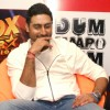 "Abhishek Bachchan at Reliance Digital store to promote his film  ""Dum Maro Dum'', in New Delhi"