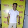 Tusshar Kapoor promote Shor in the City on Radio Mirchi at Lower Parel, Mumbai